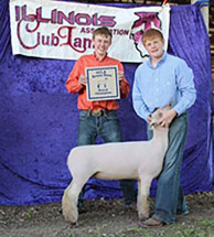 14-Champion-Southdown-Illinois-Club-Lamb-Association—Eureka-Spring-Show-William-Hanson