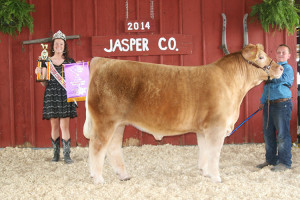 14-Grand-Champion-Steer-Jasper-County-Fair-Blake-Peterson