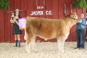 14-Grand-Champion-Steer-Jasper-County-Fair-Blake-Peterson