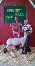 14-Grand-Champion-lamb-Jackson-County-Fair-Hayley-Mellon
