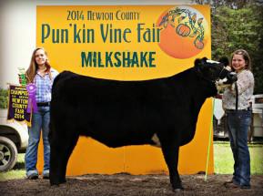 14-Supreme-CHampion-4H-Heifer-Newton-County-Fair-Hannah-Vanderwall