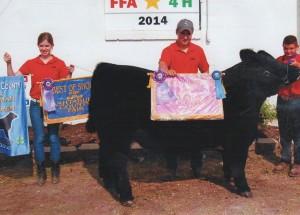 Avery March- Best of Show Ashtabula County OH Fair