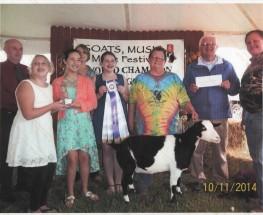 Janice Likens- World Champion- Goats Music & More Festival TN