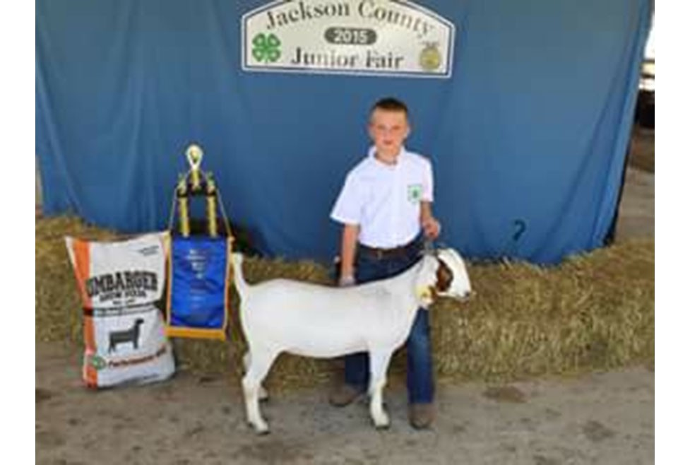 2015 Goat Winners - Umbarger Show Feeds